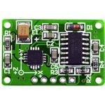 MIKROE-254, Three-Axis Accelerometer Board, Плата акселерометра на базе ADXL330
