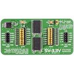 MIKROE-259, 5V-3.3V Voltage Translator Board ...