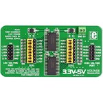 MIKROE-258, 3.3V-5V Voltage Translator Board ...