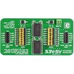 MIKROE-258, 3.3V-5V Voltage Translator Board ...