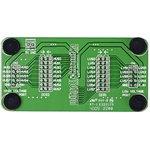 Фото 3/4 MIKROE-258, 3.3V-5V Voltage Translator Board, Плата 8-разрядного преобразователя логических уровней 3.3 - 5 В