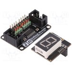 DF-DFR0089, Контроллер 7-сегментного индикатора, 5ВDC, SPI