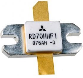 RD70HHF1, Si 30МГц 70Вт 12.5В, транзистор   купить в розницу и оптом