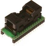 DIP32-TSOP32 ZIF-14mm, Адаптер для программирования ...