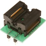 DIP28-SOIC28, ZIF 300 mil адаптер
