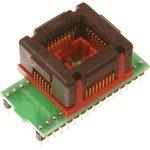 DIP32-PLCC32, ZIF-Wells, Адаптер для программирования ...