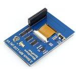 Фото 4/7 3.5inch RPi LCD (A), TFT дисплей 320×480px с резистивной сенсорной панелью для Raspberry Pi