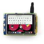 Фото 2/8 3.2inch RPi LCD (B), TFT дисплей 320×240px с резистивной сенсорной панелью для Raspberry Pi