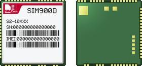 SIM900D (S2-1041Y-Z092G, ST6432, B09), GSM/GPRS-модуль 850/900/1800/1900МГц для M2M приложений