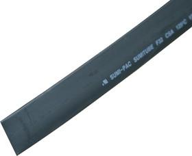 Фото 1/2 F32-13мм (черная), Трубка термоусадочная (1м)