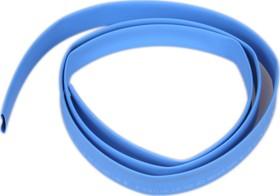 F32-10мм (синяя), Трубка термоусадочная (1м)