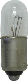 Фото 1/2 СМ28-2.8, Лампа накаливания 28В 2.8Вт (частично окислен цоколь В9S/14 ) (сняты с производства)