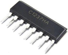 uPC1237HA, Защитная микросхема для усилителя мощности [SSIP-8]