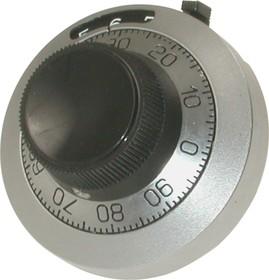 Фото 1/4 H-46-6A, Счетчик оборотов для переменного резистора 20об