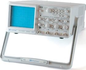 GOS-6051, Осциллограф, 2 канала x 50МГц