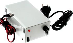 АП 6121 (12В,1.0А,12Вт) DCS, Блок питания стабилизированный (адаптер)
