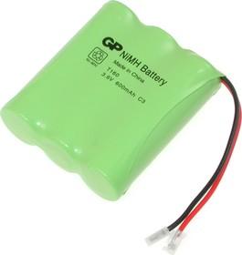 Фото 1/2 T160 (60AAM3BMU), Аккумулятор никель-металлгидридный NiMH 600mAh (1шт) 3.6В