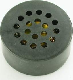 Фото 1/2 HSM(SHR)30B-8, 0.15 Вт, 30 мм, Капсюль звуковой