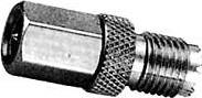 HYR-1010 (FME-8128) (GFM-1010), Штекер - minUHF гнездо