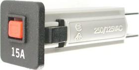 YA-0710W, 15 А, 250 В, Автомат защиты