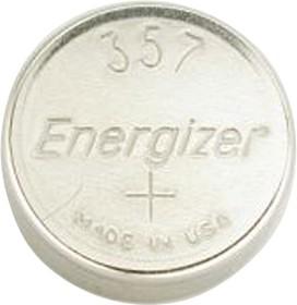 357(SR44), Элемент питания серебряно-цинковый) (1шт) 1.55В