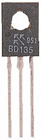 BD677A, Trans Darlington NPN 60V 4A 40000mW 3-Pin(3+Tab) SOT-32 Tube