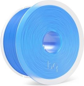 F000150, Пластик для принтера 3D BQ Пластик для 3D печати Easy Go PLA bq 175mm 1kg, небесно-голубой