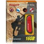 TS16GJFV70, Флеш-накопитель Transcend 16GB JETFLASH V70 (Red)