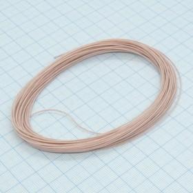 Провод МГТФ 0.12 моток 10м, цена за моток 10м