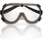 Очки защитные закрытые с непрямой вентиляцией ОЧК404 (О-13034)