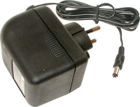 БПН 6-0.5 (штекер 5.5х2.5, А), Блок питания нестабилизированный, 6В,0.5А,3Вт (адаптер)
