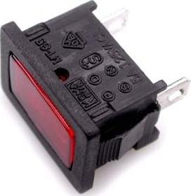 R19L индикатор неоновый в корпусе (220В)