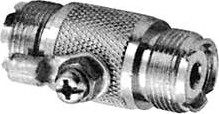 HYR-0624 (UHF-7515) (GU-624), Гнездо - UHF гнездо, переходник