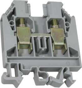 ATB-10, Клемма силовая, на DIN-рейку 10мм2 (60A 600VAC) (OBSOLETE)