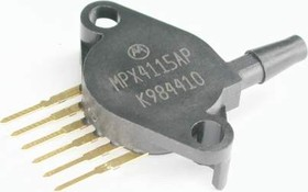 Фото 1/7 MPX4115AP, Датчик давления 115кПа