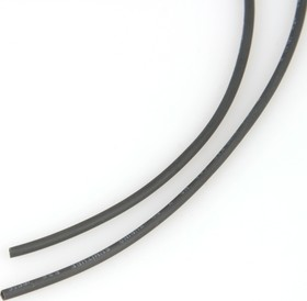 Фото 1/3 F32-1 мм (черная), Трубка термоусадочная (1м)