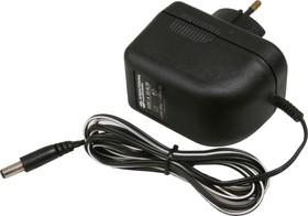 БПС 12-0.35 (штекер 5.5х2.5, А), Блок питания стабилизированный, 12В,0.25А,3Вт (адаптер)