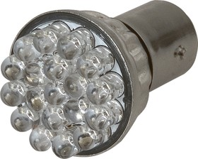 SGL1157-2B, Лампа светодиодная 19 светодиодов 12В BAY15d