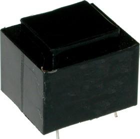 ТПК-1 (2х9В, 0.08А) (ТПГ-1), Трансформатор герметичный (залитый), 2х9В, 0.08А