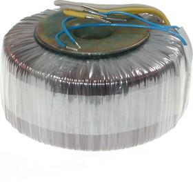 Фото 1/2 ТТП250 (2х25В, 4А), Трансформатор тороидальный, 2х25В, 4А