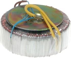 Фото 1/2 ТТП-40 (12В, 3.0А), Трансформатор тороидальный, 12В, 3.0А
