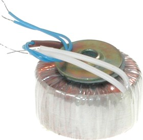 Фото 1/2 ТТП-3 (9В, 0.3А), Трансформатор тороидальный, 9В, 0.3А