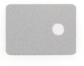 Фото 1/2 2А(К)1813 с отверстием, Подложка КПТД-2/1-0,20 теплопроводящая диэлектрическая (ТО 220)
