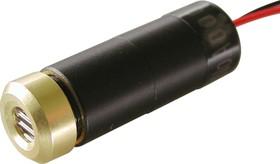 IE84-05CLF, Лазерный модуль 650нм 5мВт, линия(фокусировка)