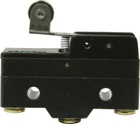 Фото 1/2 Z-15GW22-B, Микропереключатель с короткой лапкой 15А 250VAC