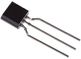 L78L08ABZTR, Standard Regulator Pos 8V 0.1A 3-Pin TO-92 T/R