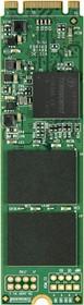 Фото 1/2 TS128GMTS800S, Флеш-накопитель Transcend Твердотельный накопитель SSD Transcend MTS820S 128 Гб TS120GMTS800S M.2 SA