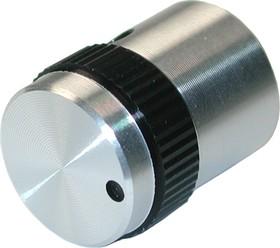 42031-1, D12.7мм, отв. 3,2мм, Ручка металл