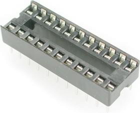 SCS-22 (DS1009-22AN), DIP панель 22 контакта узкая (OBSOLETE)