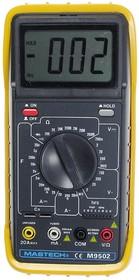 M9502, Мультиметр цифровой